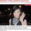 Sablewska: To dieta zmieniła mi rysy twarzy