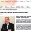 Sylwiusz Trawiński: Gdybym był premierem…