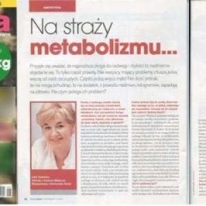 Na straży metabolizmu