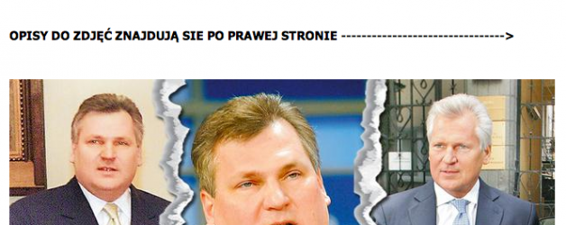 Aleksander Kwaśniewski schudł 15 kg, a jego żona jest ładniejsza niż modelka
